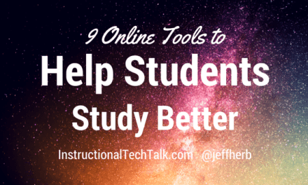 9 Online Tools that Will Help Your Students Study Better