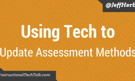 Modern Teaching: Using Tech to Update Assessment Methods