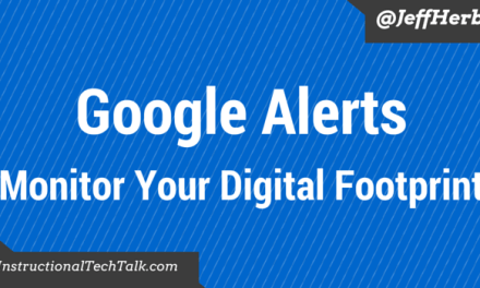 How To Monitor Your Digital Footprint using Google Alerts