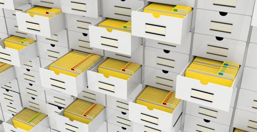 Dokumentų saugojimo terminai