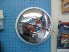 Jeep Clock