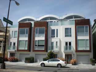 Mission District modern condominiums