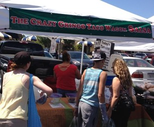 The Crazy Gringo Taco Wagon Salsa