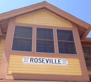 Amtrak Roseville Station