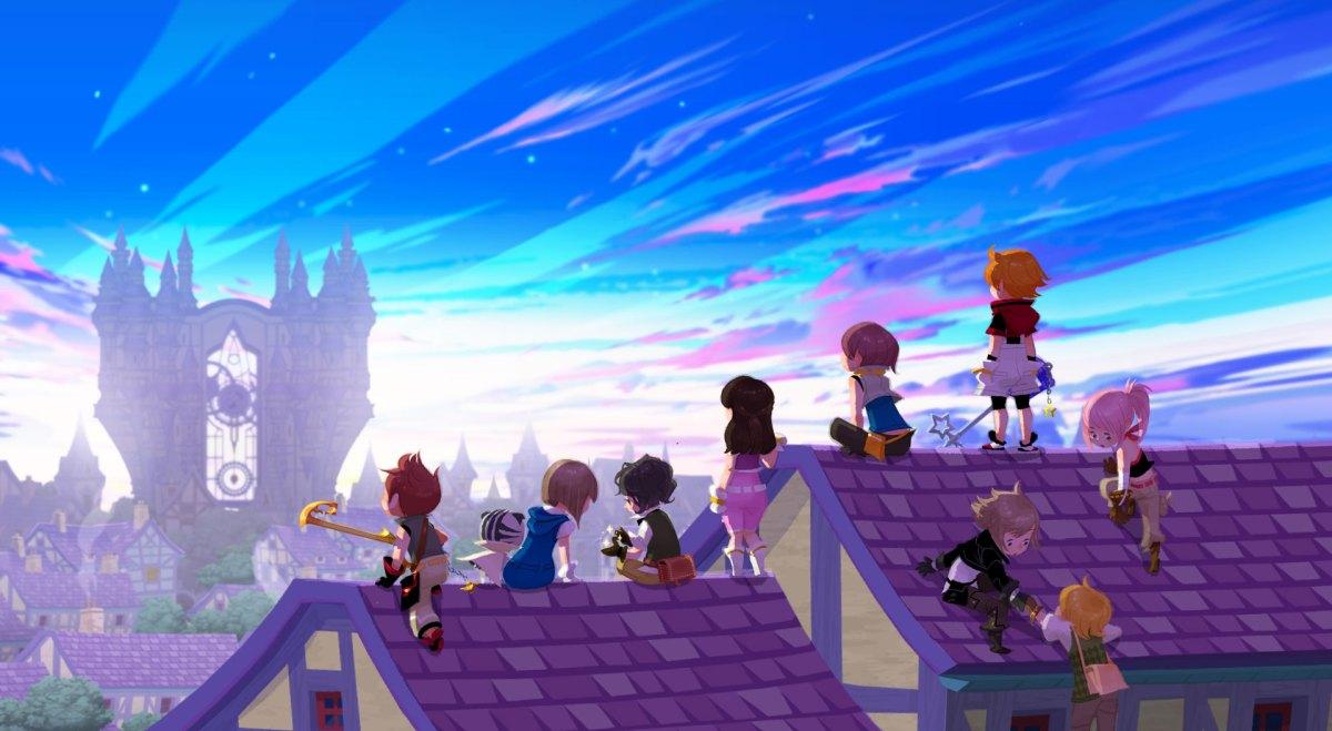 Kingdom Hearts Unchained X sí llegará a México