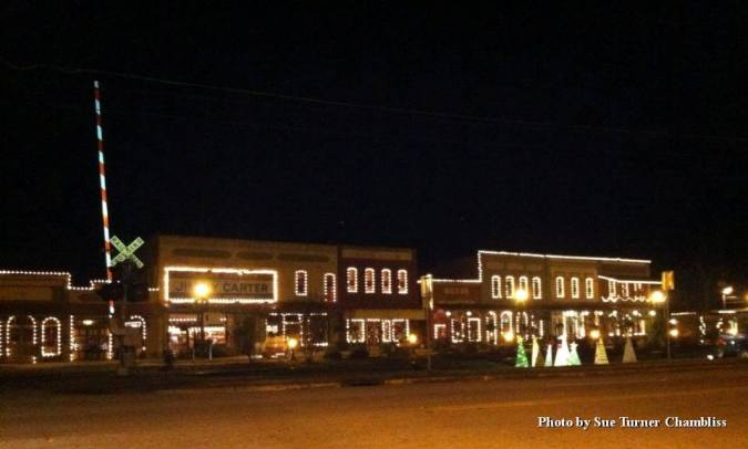 Christmas in Plains