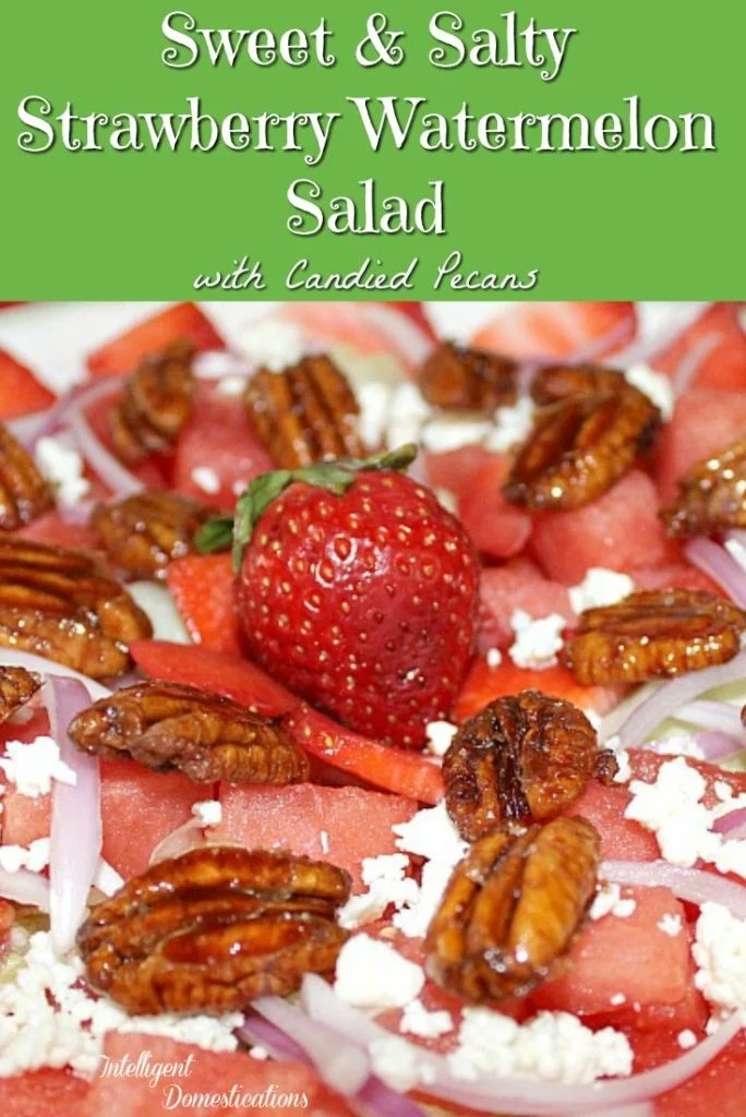 pics Watermelon and Red Onion Salad