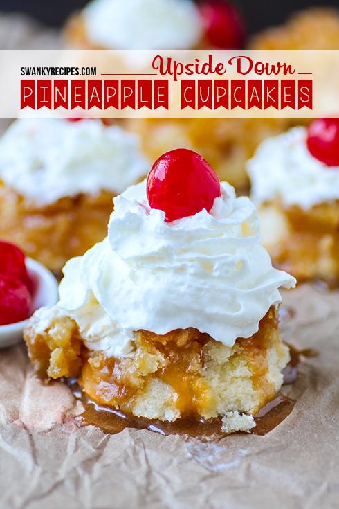 Pineapple-Cupcakes