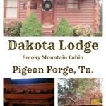 You will love the Dakota Lodge Smoky Mountain Cabin at Pigeon Forge Tennessee