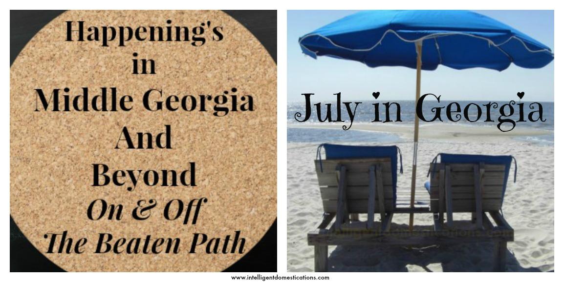 July in Georgia Events.intelligentdomestications.com