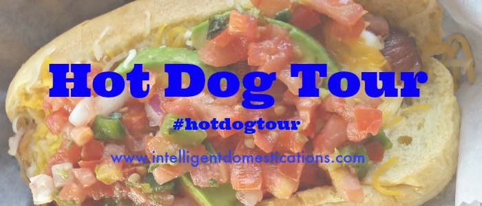 Visit the Hot Dog Tour at www.intelligentdomestications.com