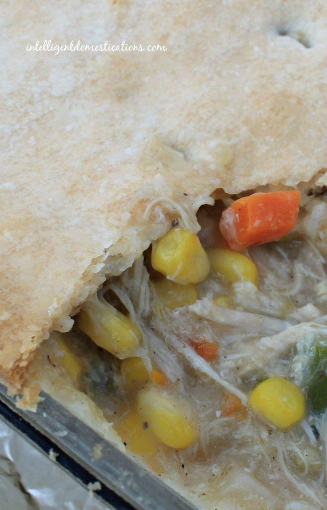 Shirley's Famous Homemade Chicken Pot Pie 1.www.intelligentdomestications.com