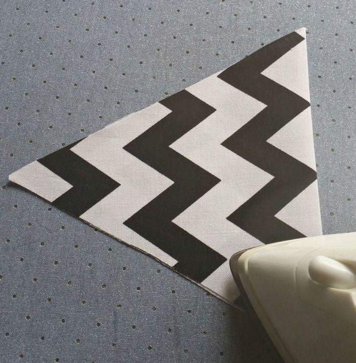 No Sew Banner. Fold it in half and press again.intelligentdomestications.com