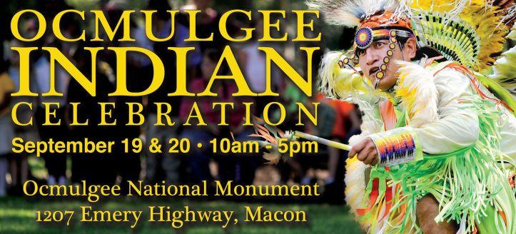 Ocmulgee Indian Celebration Macon, Ga. Sept. 19