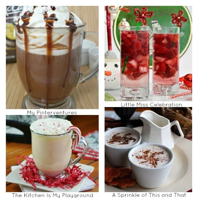 12 Christmas Beverages for 12 Days of Christmas 2