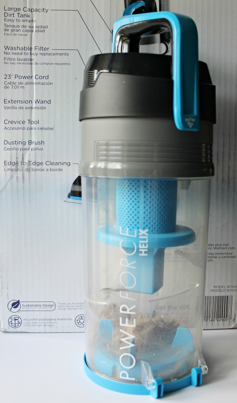 Bissell PowerForce Helix Bagless Vacuum Cleaner