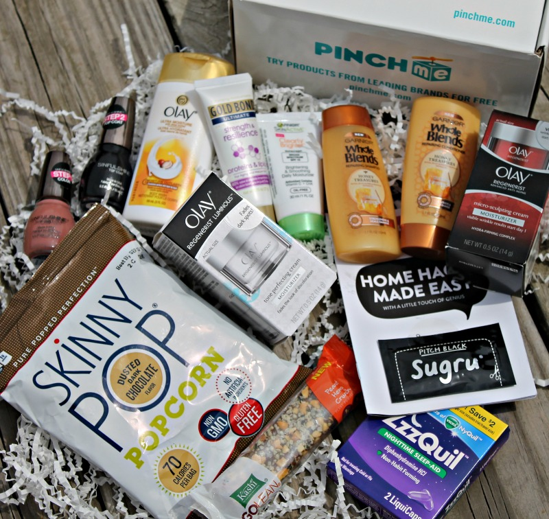 PINCHme Subscription Box for April 2016 Review at intelligentdomestications.com