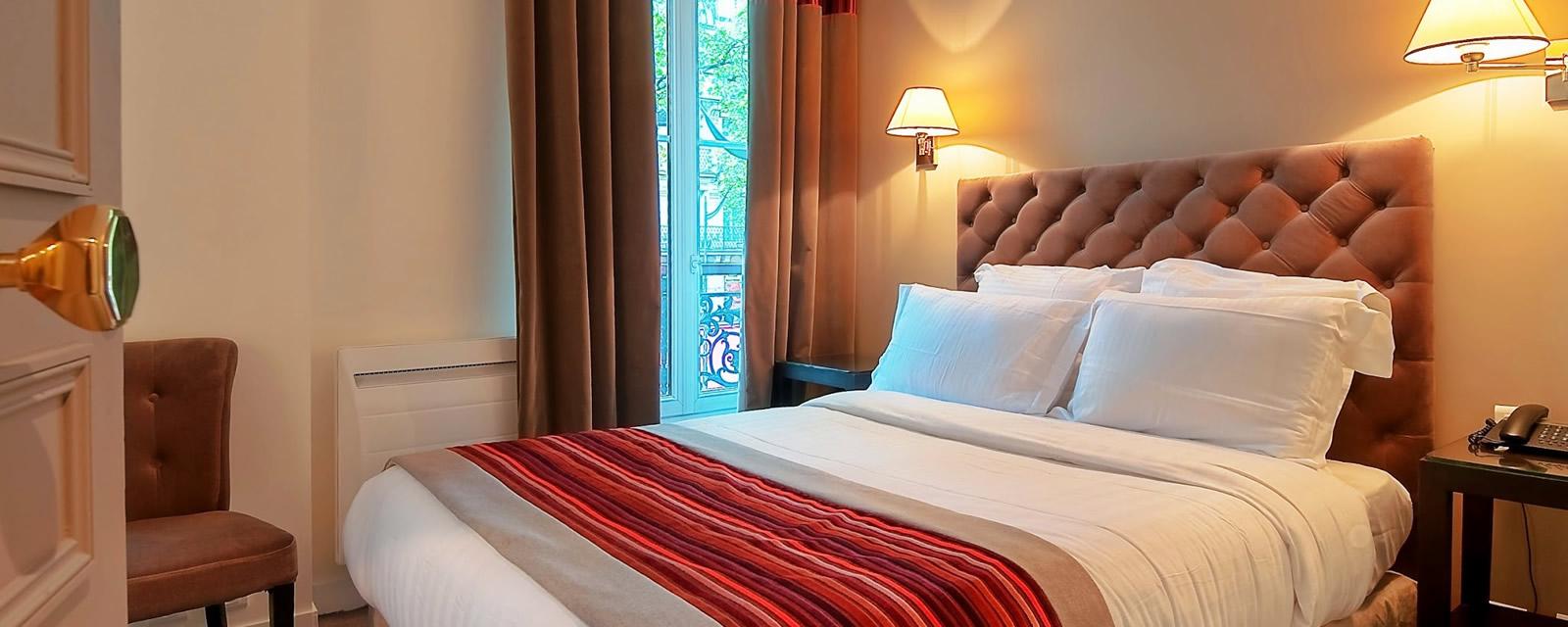Réalisations : Hôtel Cluny Square Paris (75)