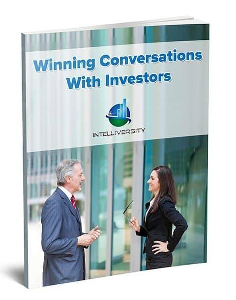 Imagine – Winning Conversations with Investors