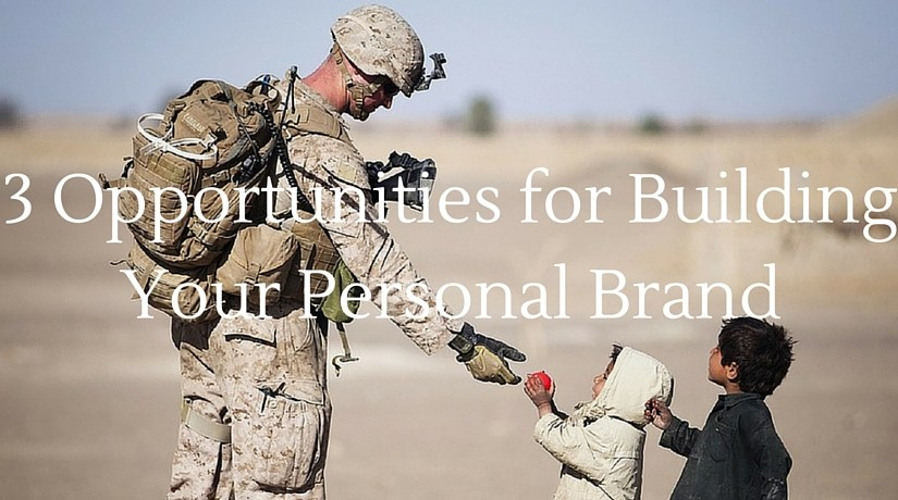 3 Opportunities for Building Your Personal Brand this Holiday