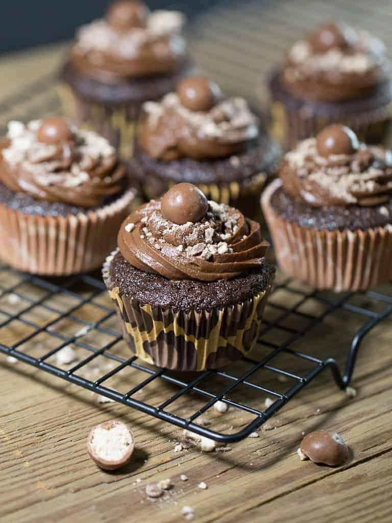 Best Moist Chocolate Mocha Cupcake Recipe   Intentional Hospitality