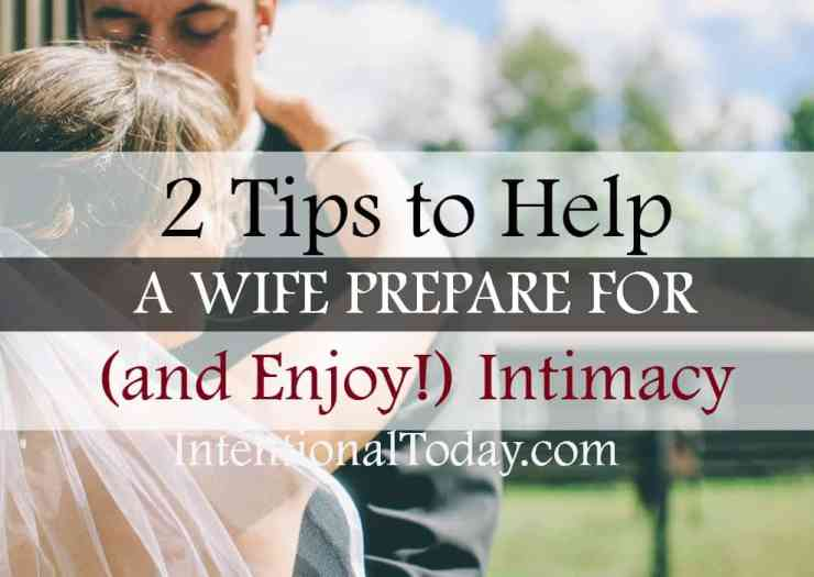 Embracing the beatifull work of growing sexual intimacy in marriage. 2 tips for the newlywed wife.