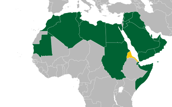 The top broadband speed countries in the Arab World   Interactive ...