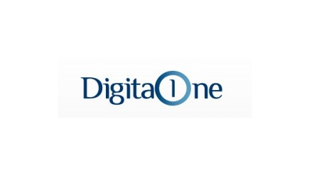 digital one logo