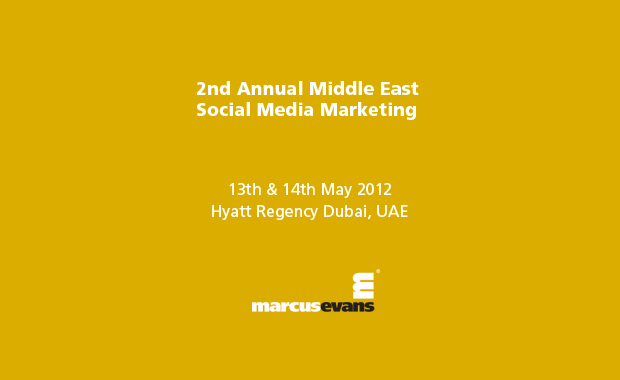 Middle East Social Media Marketing Confernece