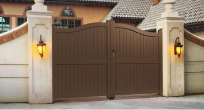 Portail Aluminum | Gamme Classique