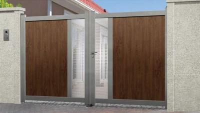 Portail Aluminum | Gamme Moderne