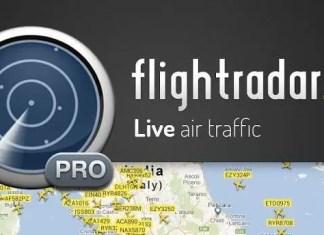 flight radar 24