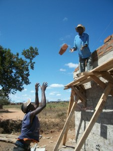 African construction photo