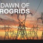electric grid high voltage wires