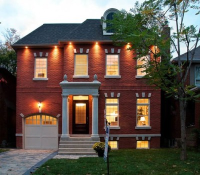 CUSTOM BUILD HOME - 8 HADDON STREET- TORONTO
