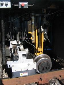 split axle