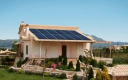 Υψηλής Ενεργειακής Απόδοσης εξοχικη κατοικια