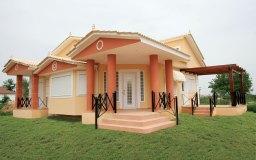 Προκατασκευασμένη Ισόγεια κατοικία εξολοκλήρου μεταλλικής κατασκευής