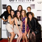 Students at Go Pro NYC event
