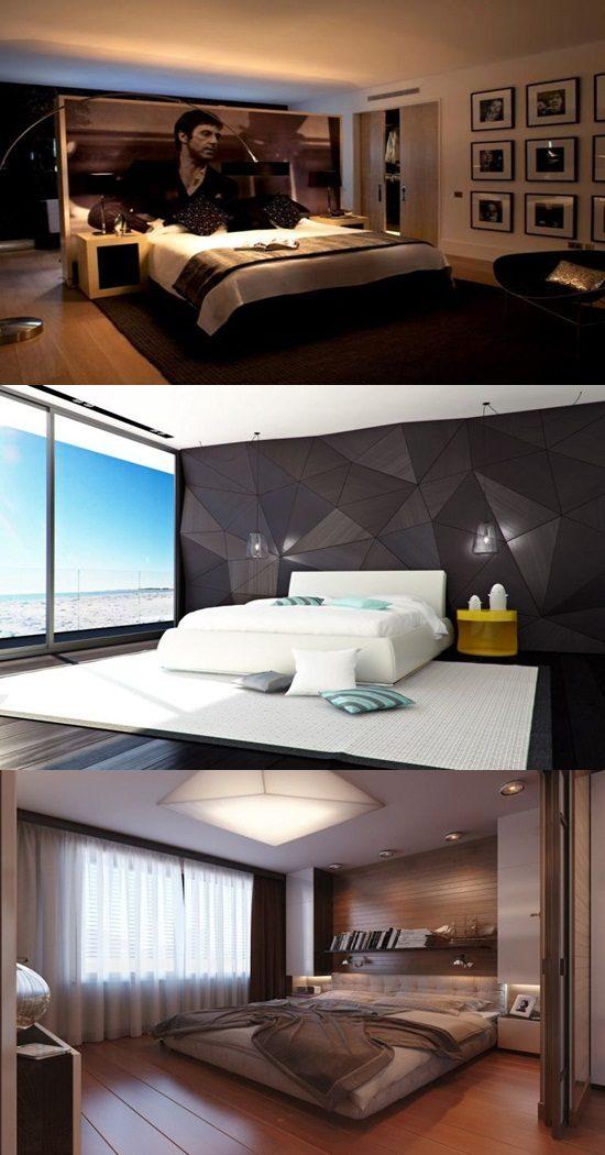 Contemporary master bedroom designs