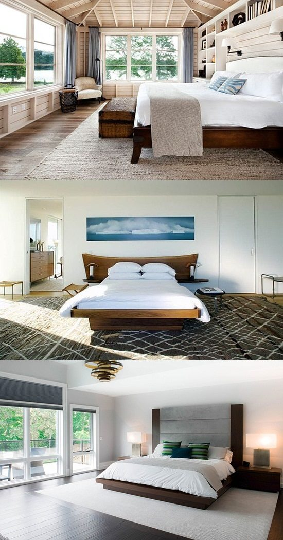 beautiful metal beds for a stylish bedroom interior design