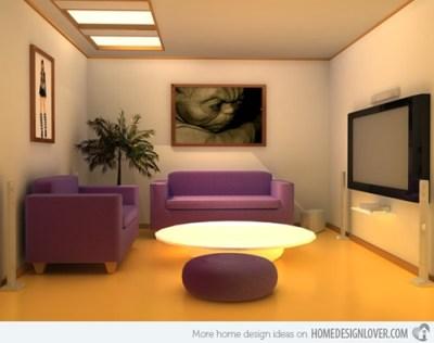 Decorating living room on a Budget - Interior design