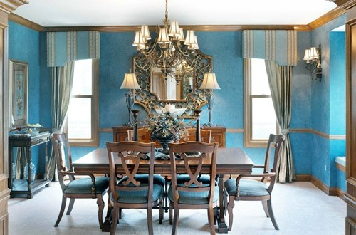 Latest interior design ideas and decorating ideas for home decoration - Latest dining room trends ...