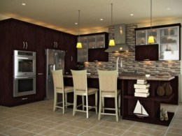 Will you go for the Masculine Kitchen Design?