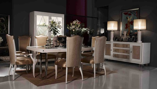 Freshen up your dining room without much money interior for How much money does a interior designer make