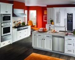 Kitchen Color Design - Color Scheme