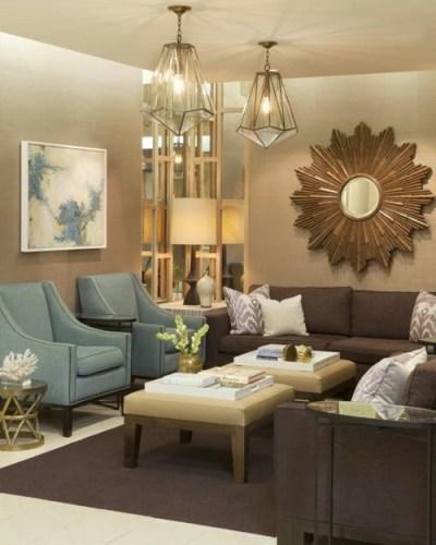 How to Brighten your Windowless Basement - Interior design