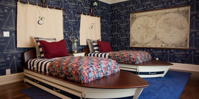 Add value to your kid's bedroom with a contemporary design
