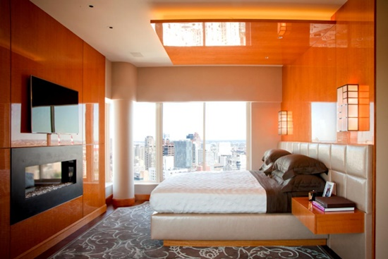 8 Homey Bedroom Ideas That Will Match Your Style: Modern Colorful Bedroom Renovation To Enhance Your Home