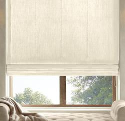 Small Of Relaxed Roman Shades